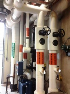 Condenser Water Piping